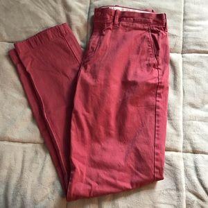J.CREW Khaki Pants 34x34